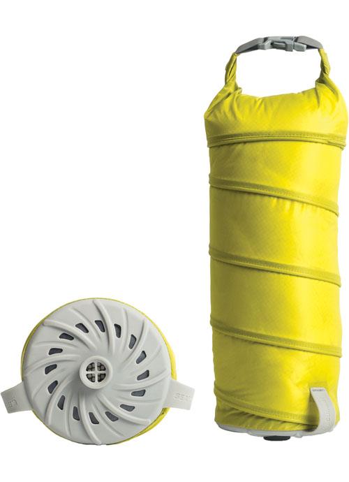 ├登山樂┤澳洲 Sea To Summit 睡墊充氣輔品-壓縮式 睡袋收納袋  綠# STSAMJSP