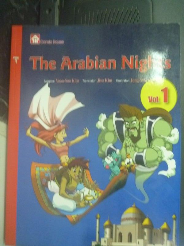 【書寶二手書T4/少年童書_ZBU】The Arabian Nights Vol.1_Yoon-soo Kim