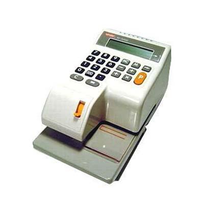 台製 世尚VERTEX W-3000微電腦視窗中文支票機(國字/數字) (免運費)-台中市