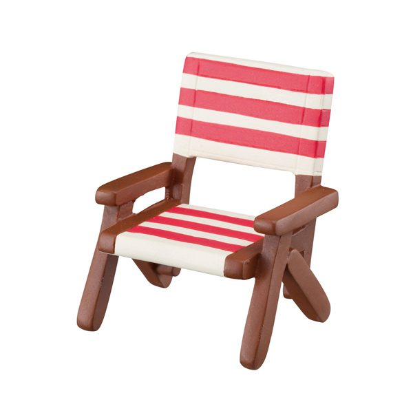 Decole日本擺設公仔配件 - Concombre 沙灘椅 ( ZCB-87275 )