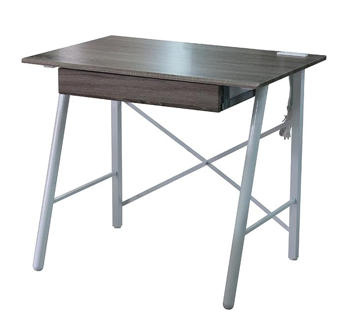 【尚品家具】782-42 卡利亞3尺一抽電腦桌(另有4尺電腦桌)書桌/事務桌/工作桌/Desk
