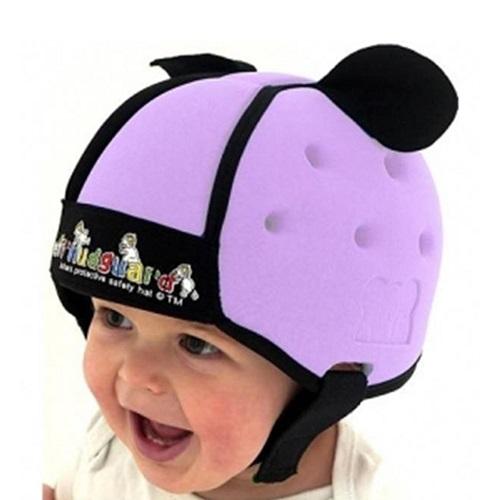 【安琪兒】英國Thudguard嬰幼兒學步防撞帽(紫丁香)