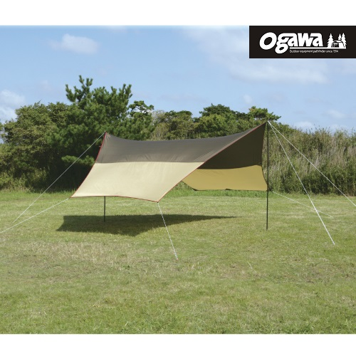 Field Tarp Hexa ST 蝶型天幕帳組標準版L-Size Ogawa帳篷 小川帳篷