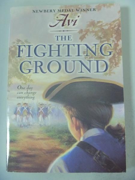 【書寶二手書T6/原文小說_IBF】The Fighting Ground_Avi