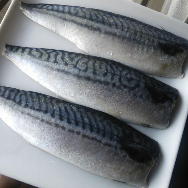 【四季肉舖】挪威薄鹽鯖魚  規格:L (160g+-10%)片