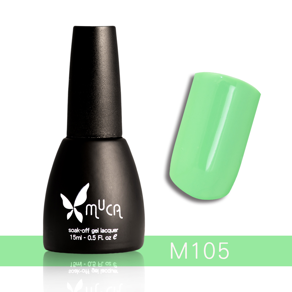 Muca沐卡 即期光撩凝膠指甲油 M105(15ml)