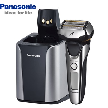 Panasonic 國際牌 日本製 3D全方位 五刀頭 音波水洗電鬍刀 ES-LV9A ★即日起至2016/08/31前 回函送好禮
