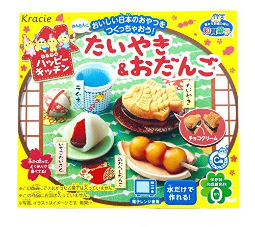 有樂町進口食品   日本 食玩 佳麗寶 知育菓子 知育果子 鯛魚燒丸子 4901551355051