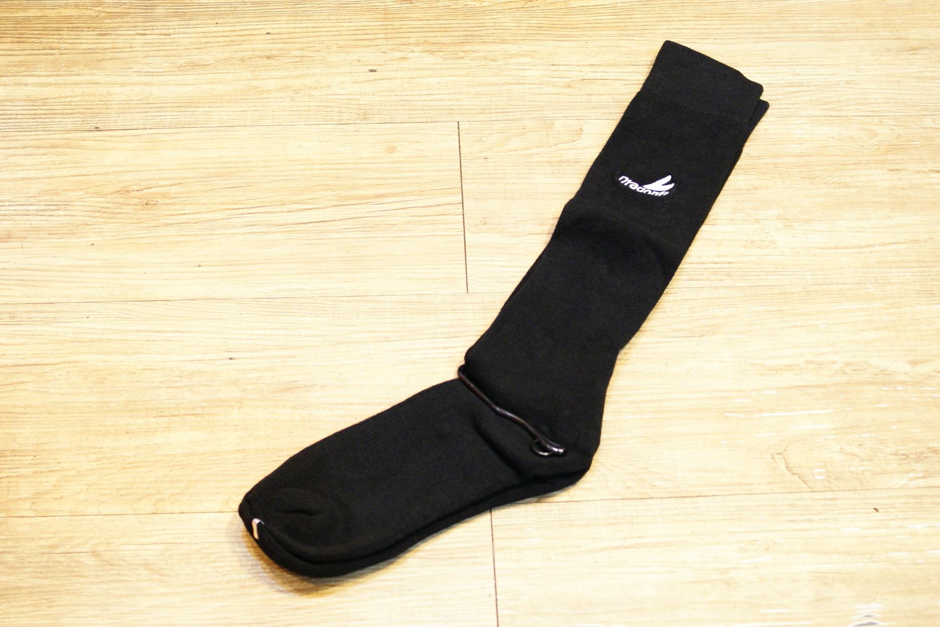 棒球世界 全新Dragonfly藍蜻蜓少年用球襪 特價 黑色