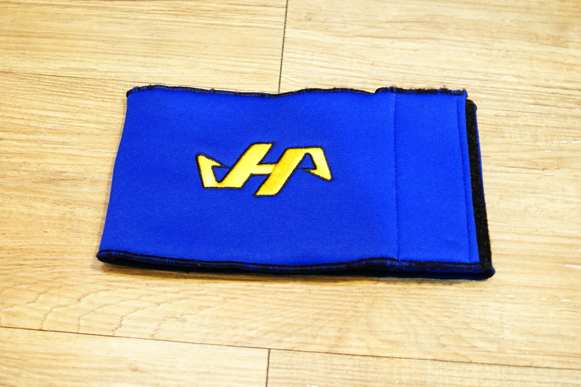 棒球世界 全新HA保型袋 特價 藍色