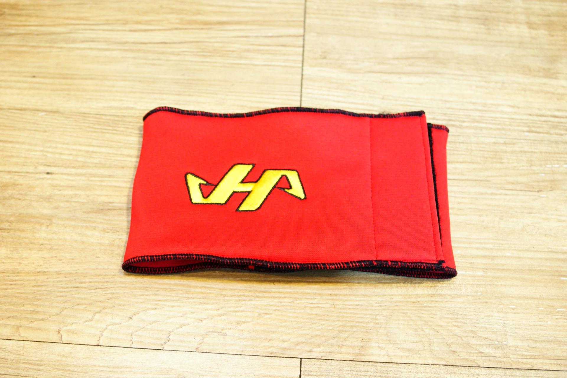 棒球世界 全新HA保型袋 特價 紅色