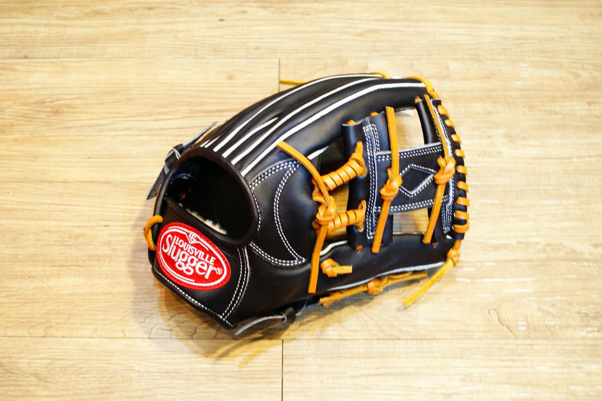 棒球世界全新 Louisville Slugger TPX 金剛系列 硬式棒壘手套 特價 內野工字 黑色