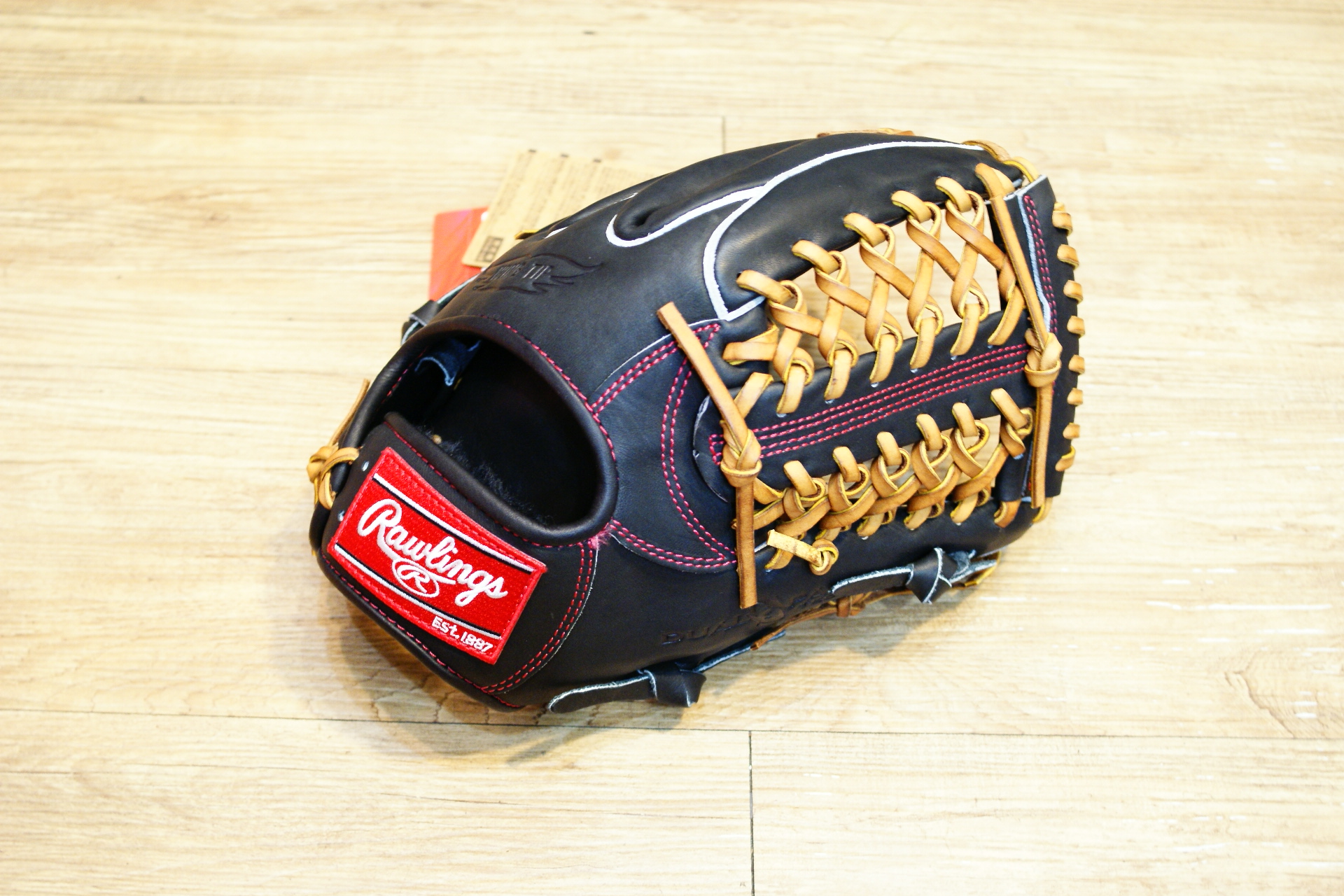 棒球世界全新日本進口Rawlings硬式 棒球用手套 11.75吋 特價