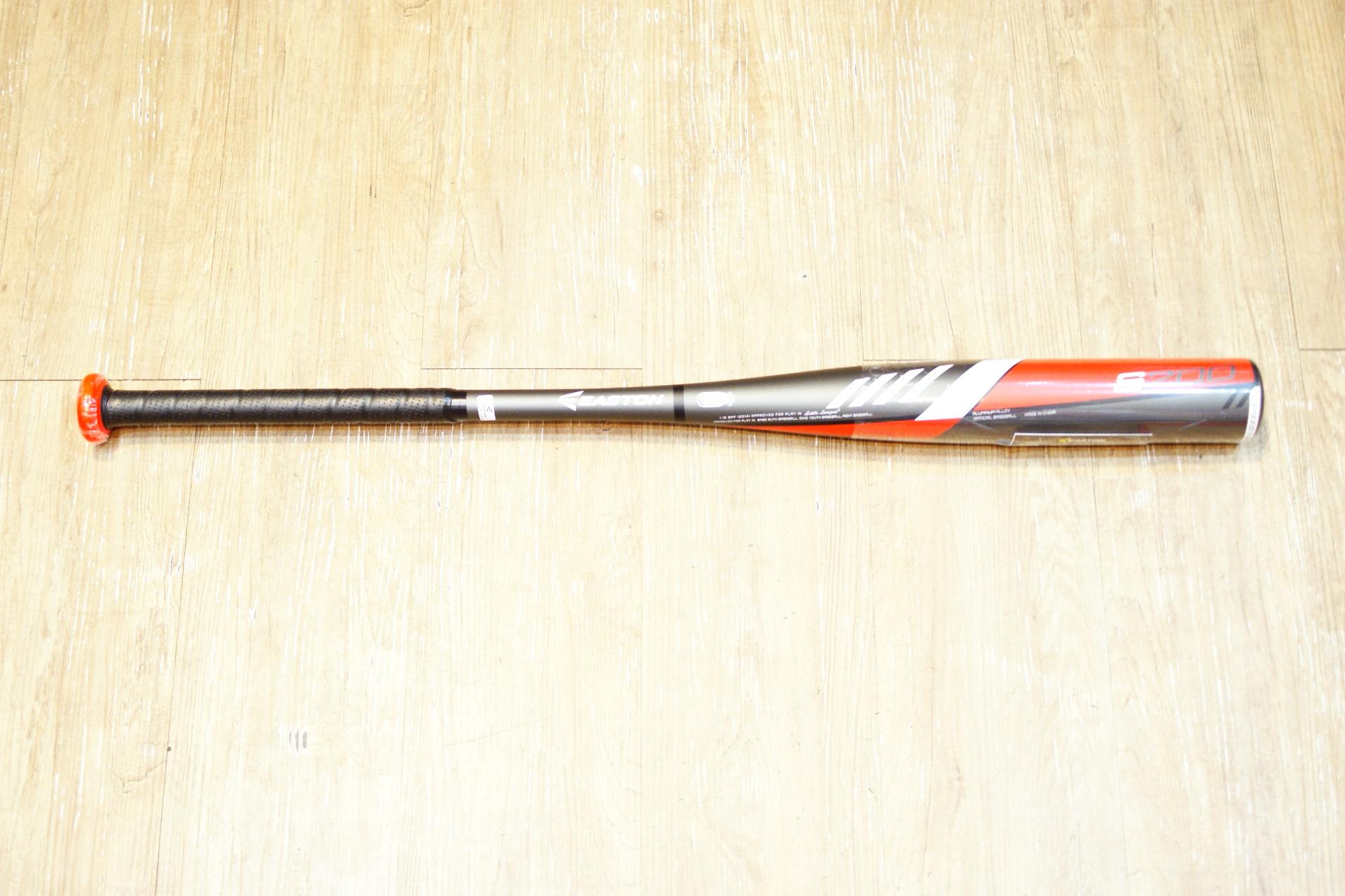 棒球世界 全新EASTON S200(-10) 少年用棒球鋁棒 特價