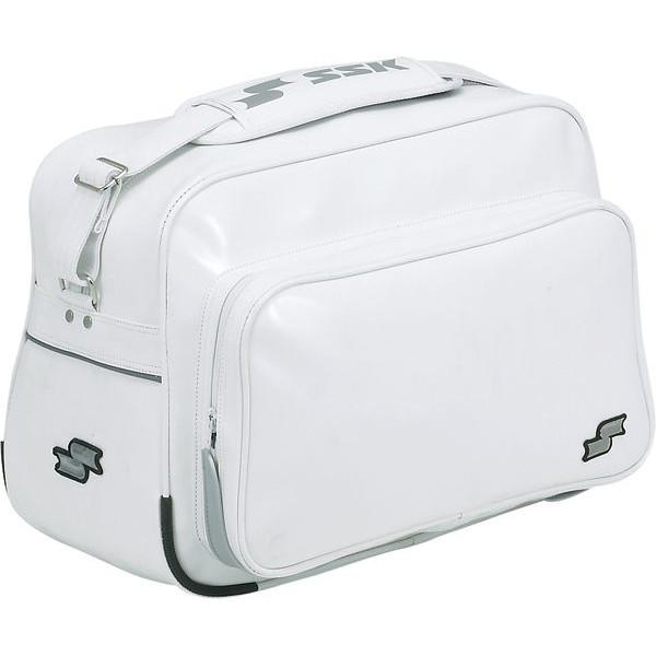 棒球世界全新SSK日本販售款個人裝備袋 白色 限量販售