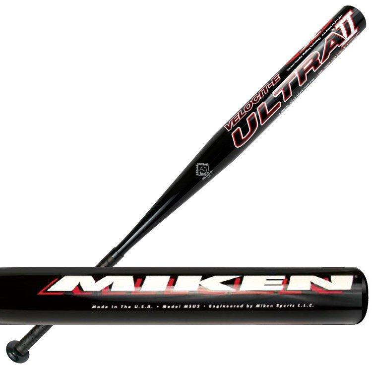 棒球世界 美國進口 MIKEN ULTRA II 麥肯水管壘球棒 特價