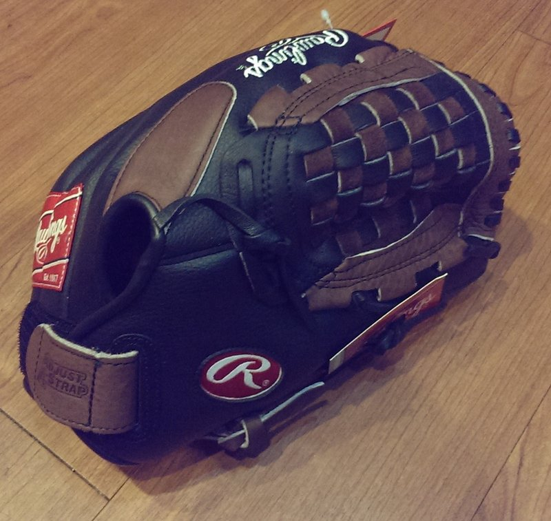 棒球世界全新 Rawlings 棒壘球手套 FP1250 12.5吋 特價
