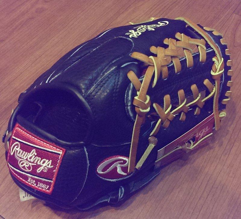 棒球世界 全新 Rawlings 棒壘球手套 A1125B 11.25吋 特價