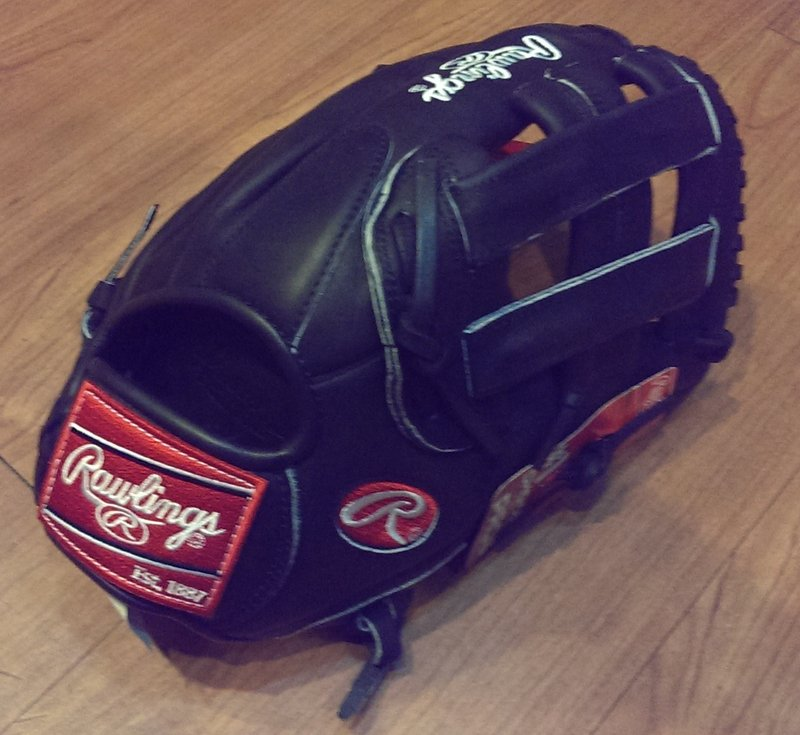 棒球世界 全新 Rawlings GOLD GLOVE 金手套系列棒壘球手套 GG130B1SBB 13吋 特價