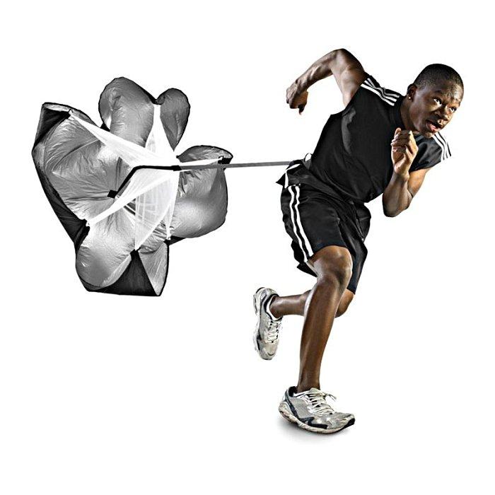 棒球世界 SKLZ 加速阻力傘 馬拉松 田徑 慢跑訓練 美國進口專業訓練器材特價