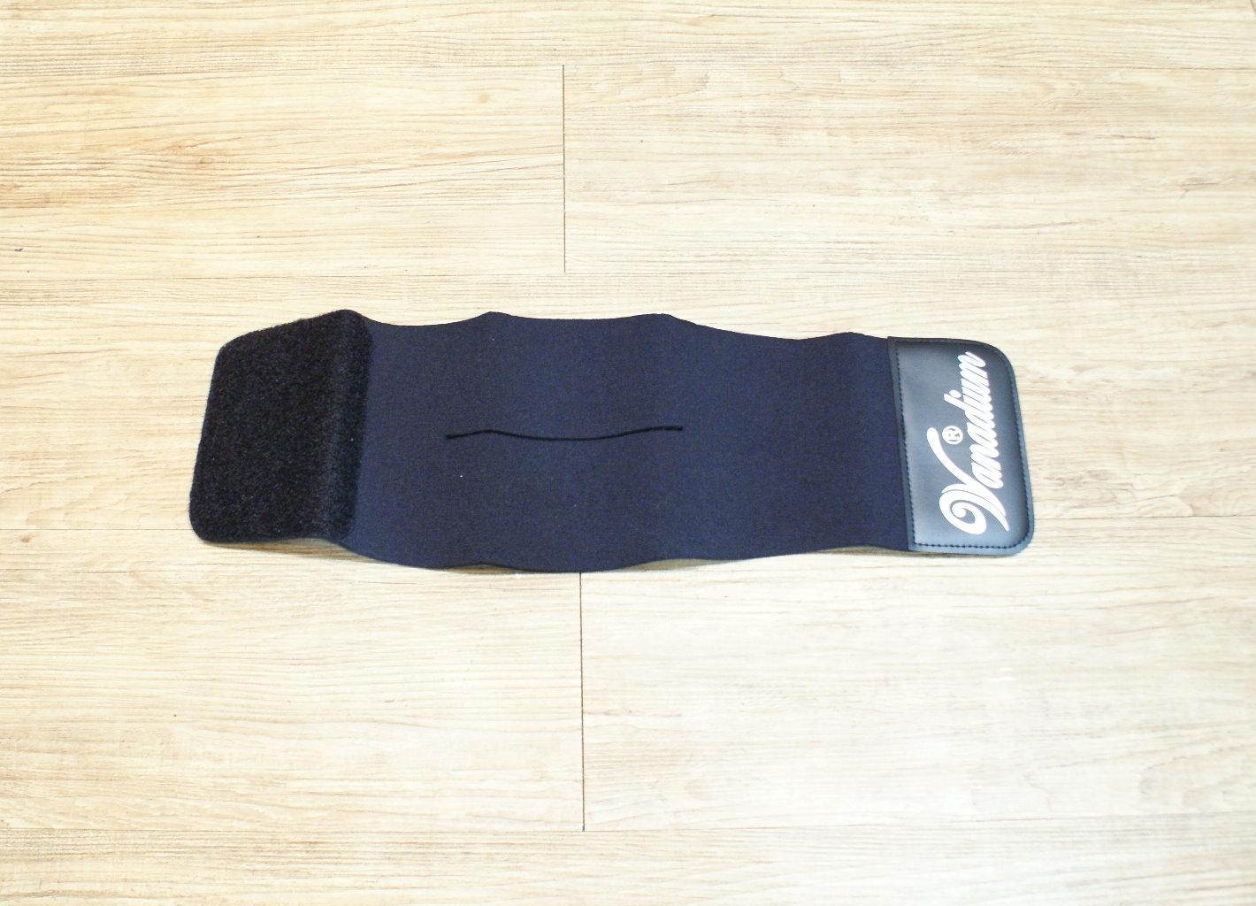 棒球世界 全新摩勒帝手套保型帶 特價 黑色