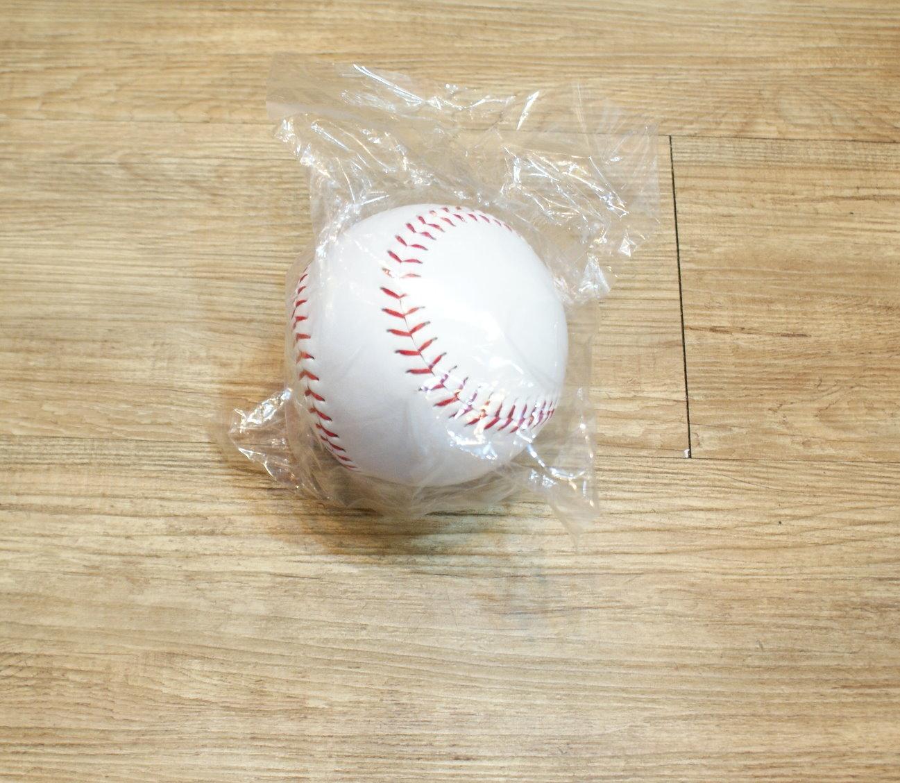 棒球世界 全新DL空白壘球一顆特價80