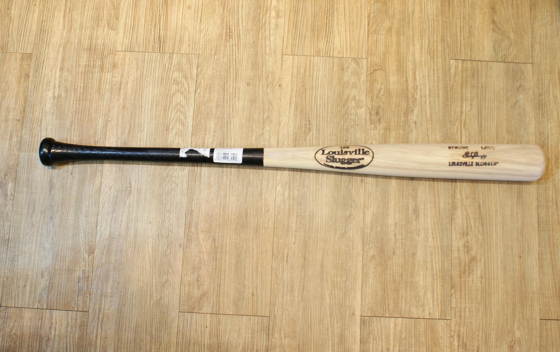 棒球世界 Louisville路易斯威爾 GENUINE M110 白樺木棒球木棒 特價