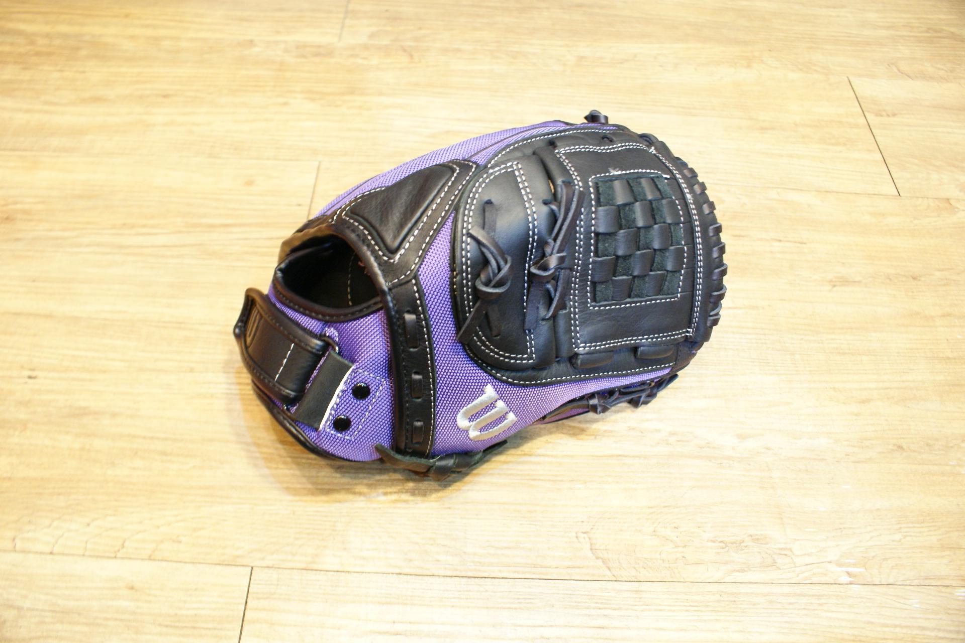棒球世界 全新Wilson A640 12 高級棒壘球手套特價