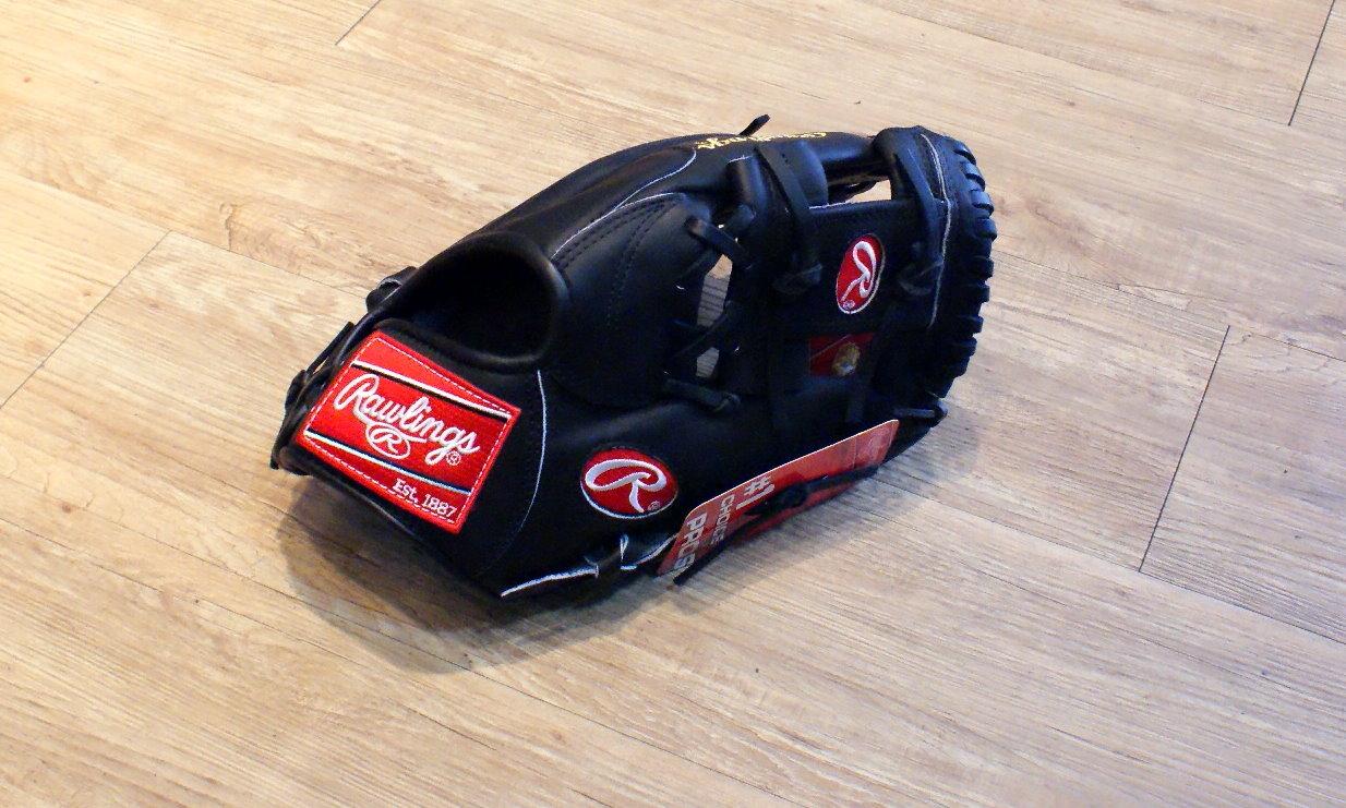 """棒球世界 Rawlings Gold Glove 金手套系列 GGNP2B 11.25"""" 高級棒壘球手套"""
