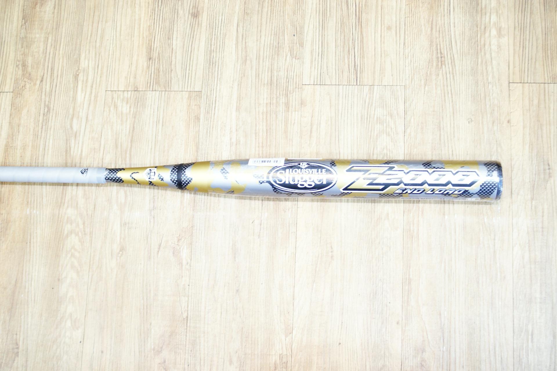 棒球世界全新路易士威爾 Louisville Slugger Z-2000 SB成人壘球鋁棒 特價