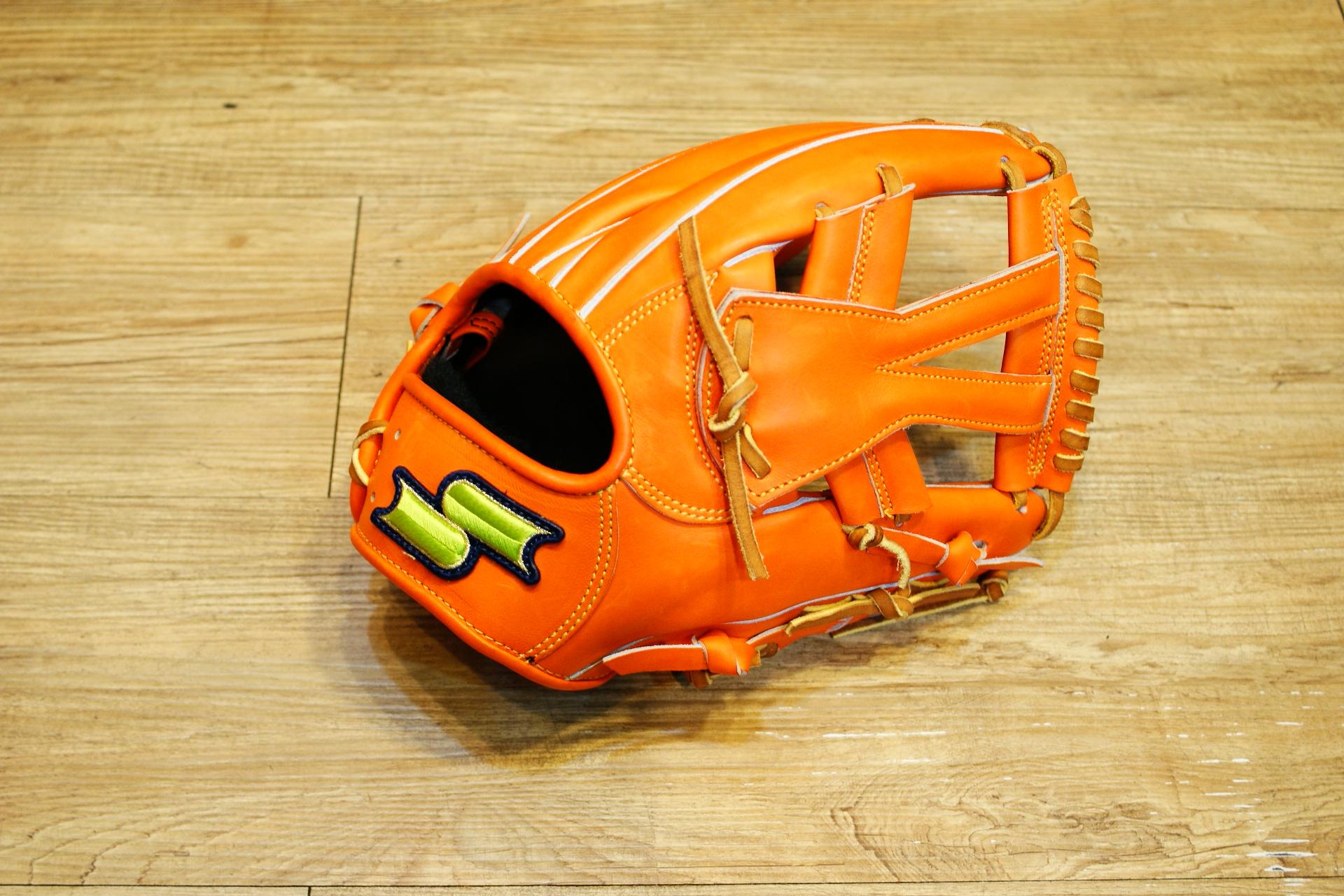 棒球世界全新SSK硬式order棒球手套 特價 內野 日本製 11.75吋