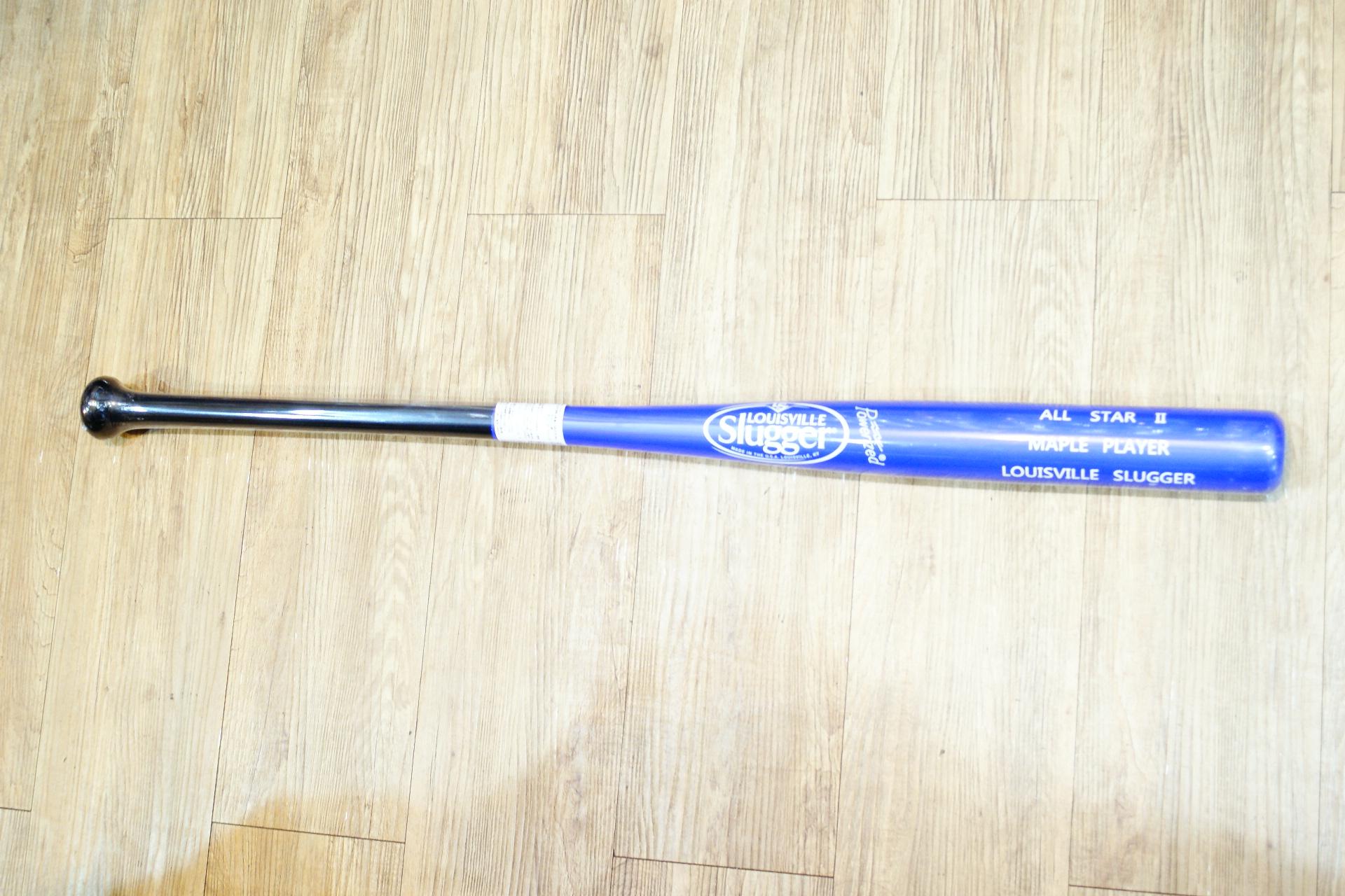 棒球世界 TPS 2015 ALL STAR系列 ~北美楓木壘球棒 特價 藍色
