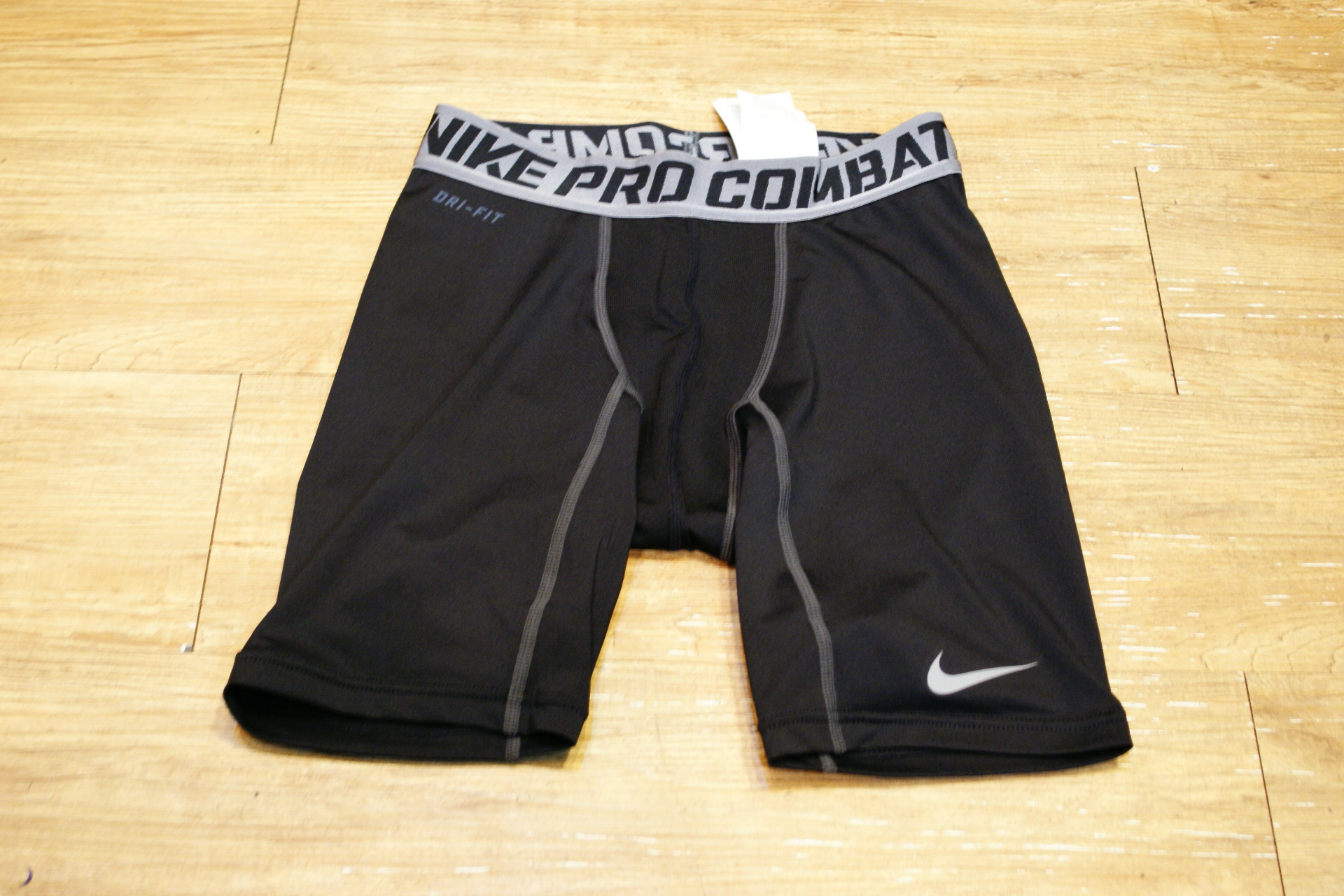 棒球世界 全新 NIKE PRO COMBAT 緊身短褲 特價 黑色