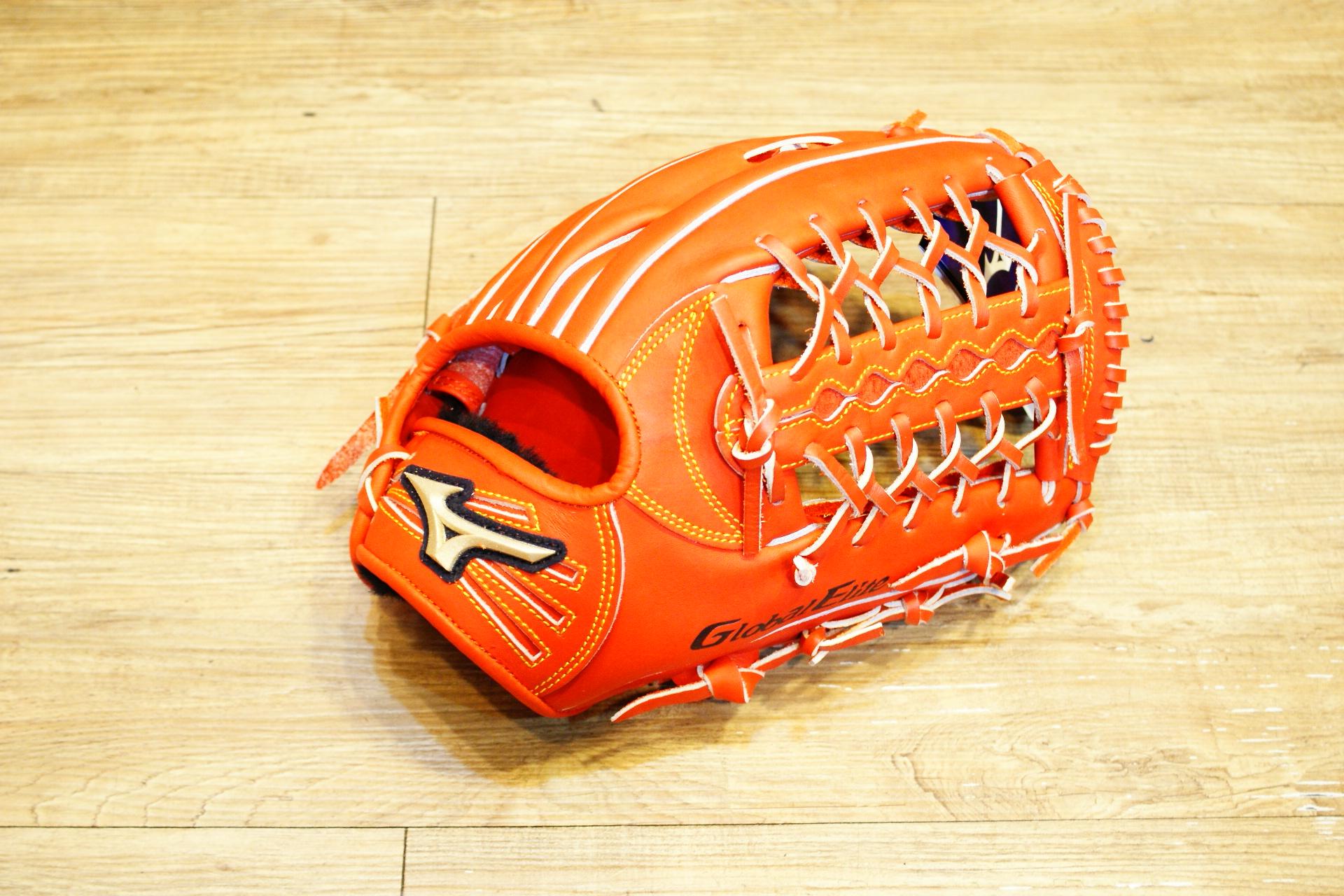 棒球世界 Mizuno 美津濃 2015年上半季 GLOBAL ELITE 硬式外野手套 1ATGH50017 特價