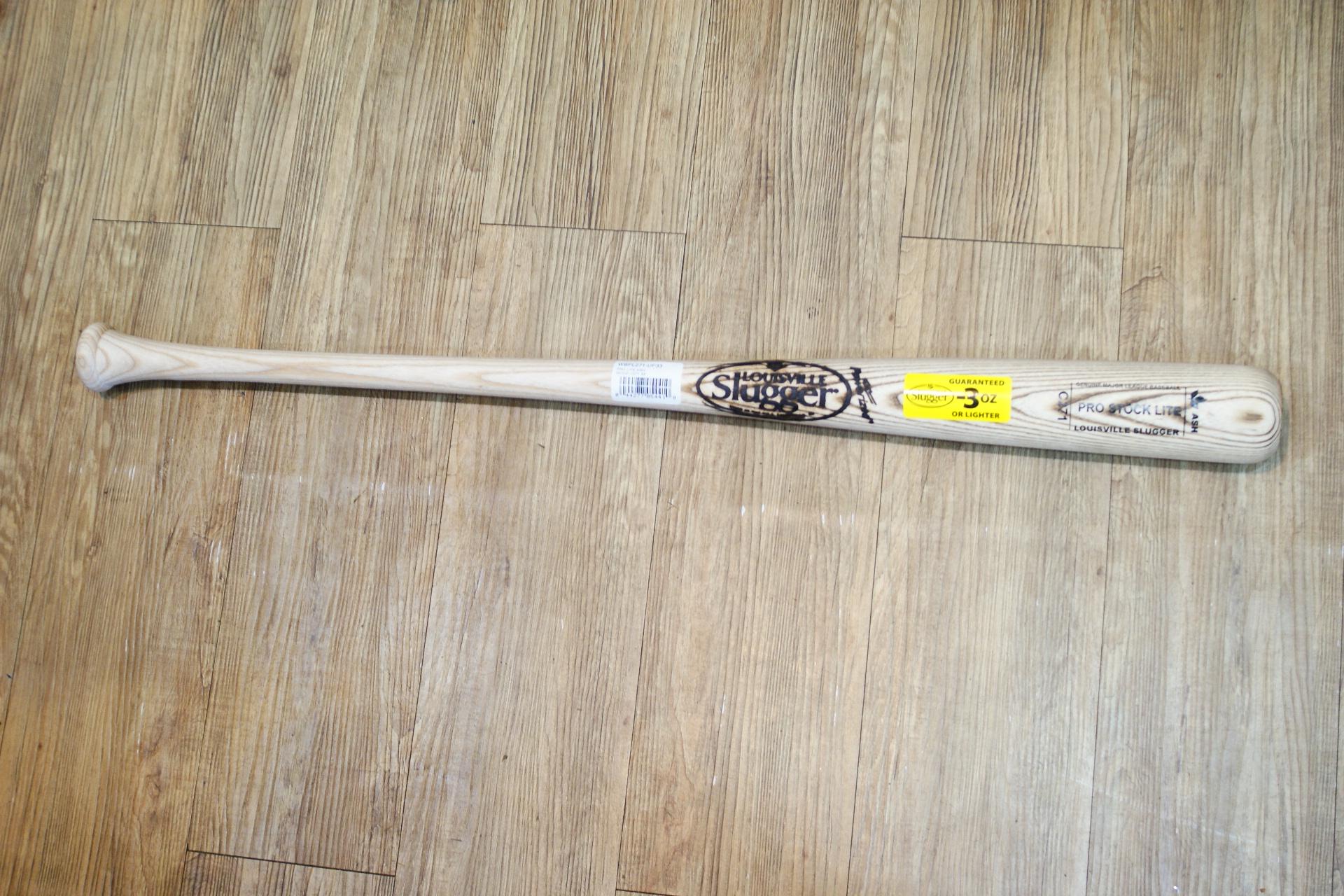 棒球世界 Louisville路易斯威爾 進口 pro stock C271白樺木棒球棒 特價 33吋 火烤木紋