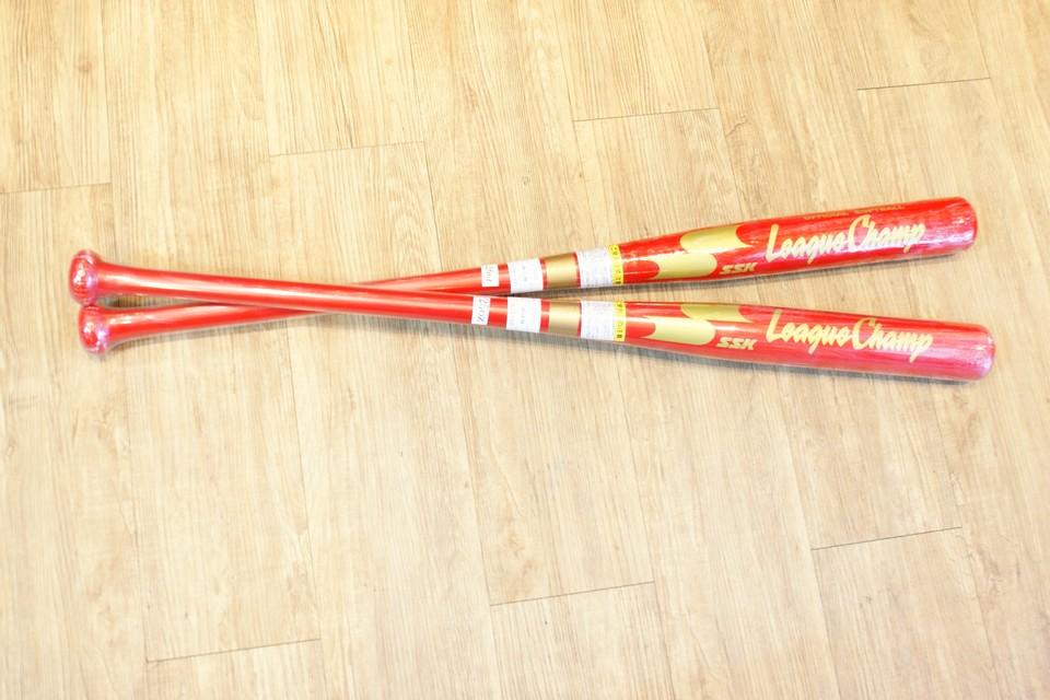 棒球世界2013年SSK楓木壘球棒 慢壘專用特價 鮮紅金圈配色 限量