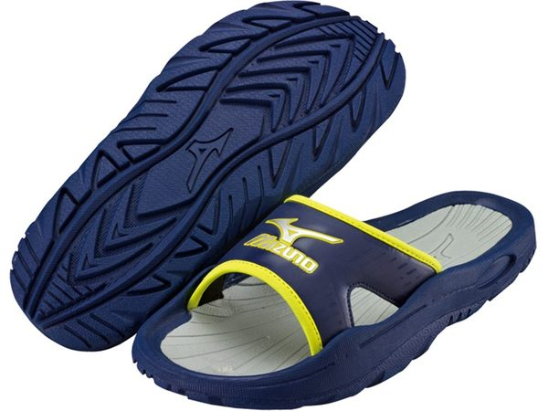 棒球世界 全新Mizuno 2013年新款運動拖鞋(6KS-310) ~特價