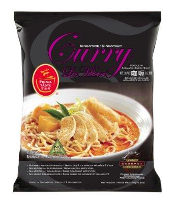 新加坡 Laksa 百勝廚咖哩叻沙拉麵 (1包入) 新加坡泡麵 超~美~味! 香氣十足 大份量 蒸煮、自然風乾的高品質麵條,不含人工色素、味精、防腐劑 新加坡製造生產 《ibeauty愛美麗》