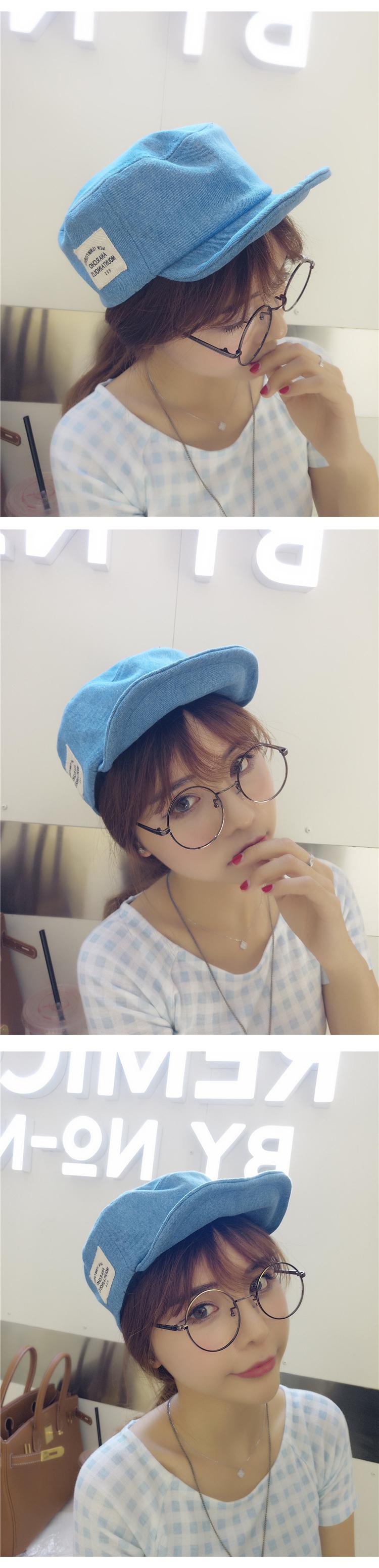 遮陽帽 棒球帽 潮帽【C1085】棒球帽-平頂可折疊側邊小標軟帽 艾咪E舖 休閒帽 男女皆可