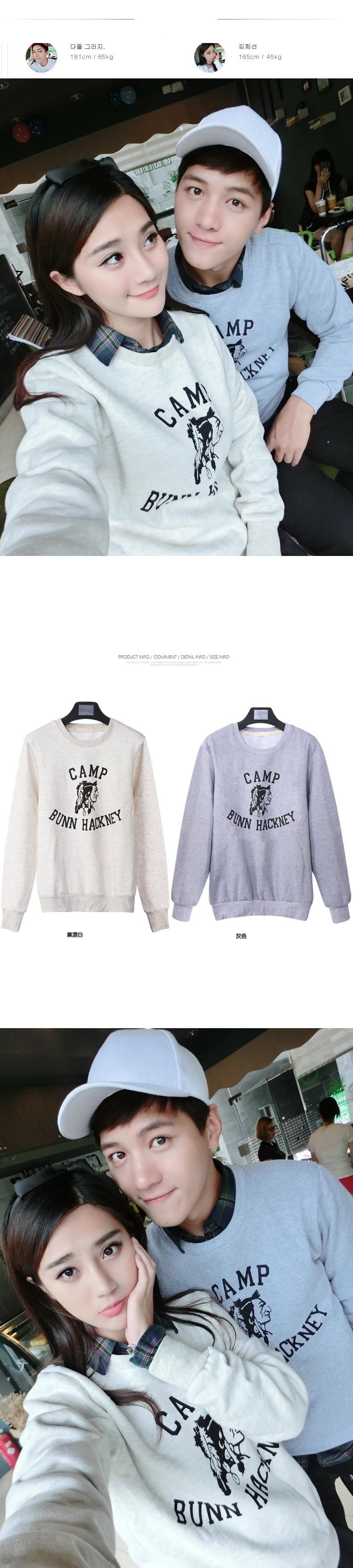◆快速出貨◆刷毛T恤 圓領刷毛 情侶T恤 暖暖刷毛 MIT台灣製.CAMP 印地安【YS0492】可單買.艾咪E舖