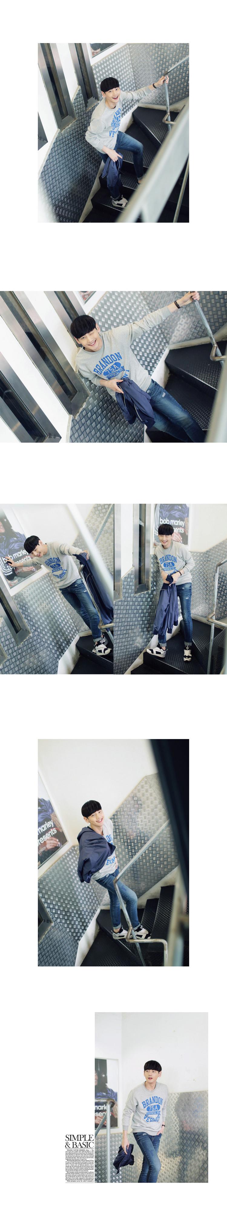 ◆快速出貨◆刷毛T恤 圓領刷毛 情侶T恤 暖暖刷毛 MIT台灣製.BRANDON 75A【YS0507】可單買.艾咪E舖