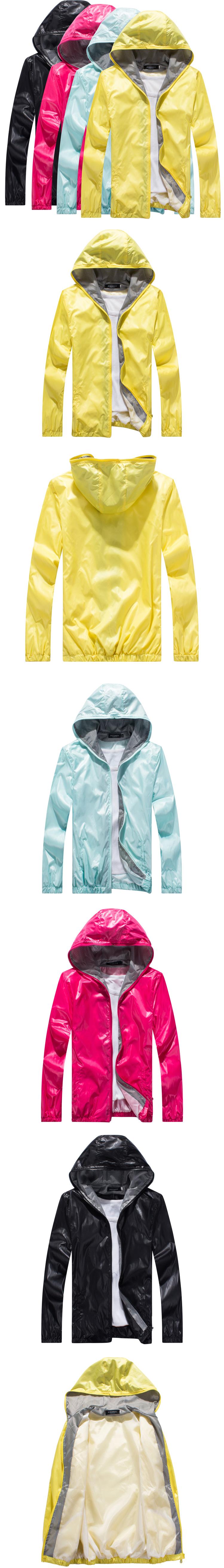 外套 情侶外套 個性外套   造型外套   潮流外套  亮面風衣休閒外套   【M50062】艾咪E舖