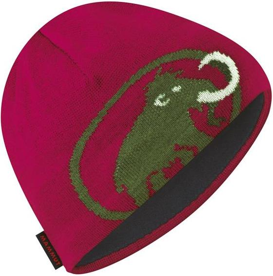 Mammut 長毛象 毛帽/登山保暖帽/滑雪/旅遊 Tweak Beanie 1090-01351-3397 赤艷紅