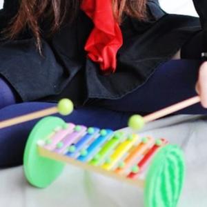 美麗大街【106010801】可愛小鋼琴 打擊樂  寶寶玩具