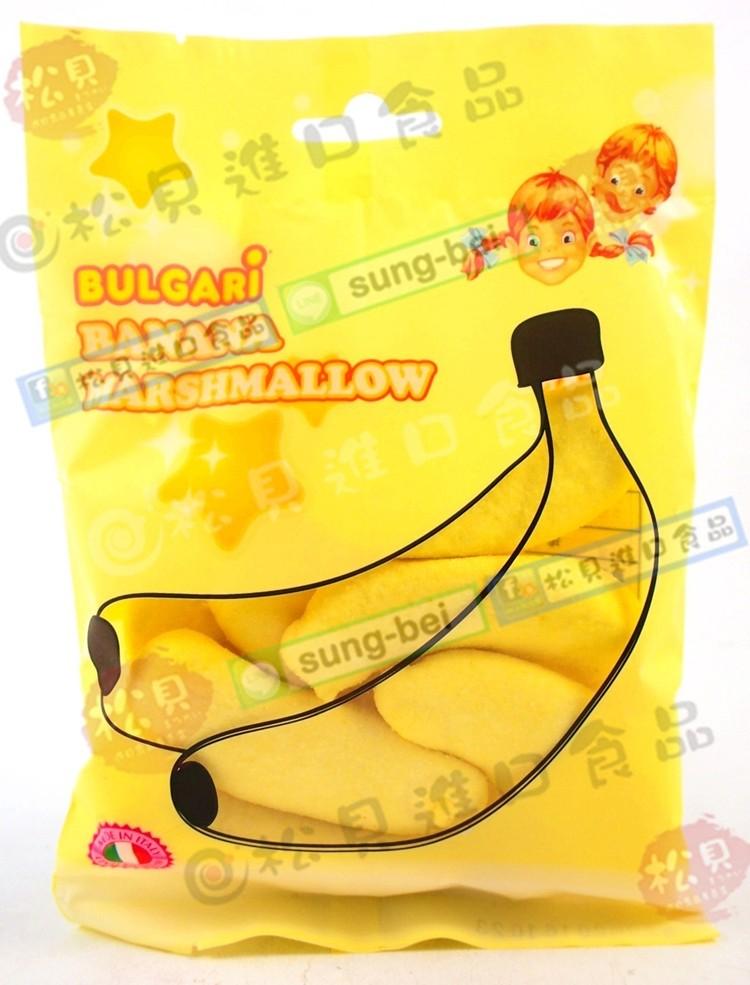 寶格麗香蕉棉花糖105g【8006908008201】