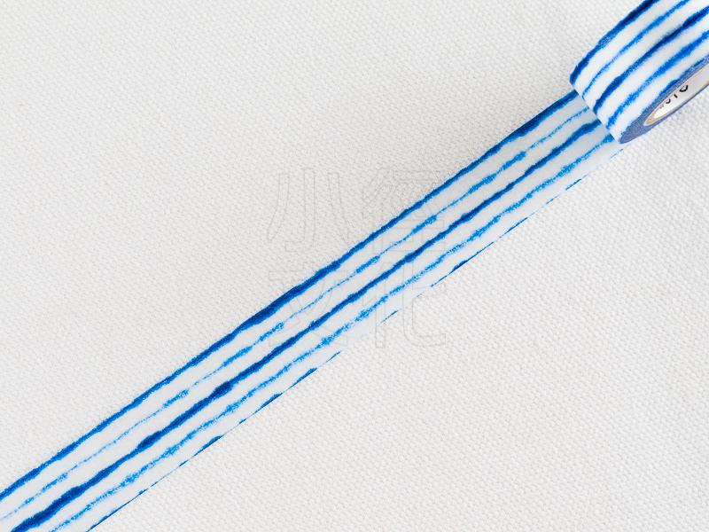 *小徑文化*日本進口 Mark`s maste MULTI 系列和紙膠帶 - 和風_藍染 ( MST-MKT155-C )