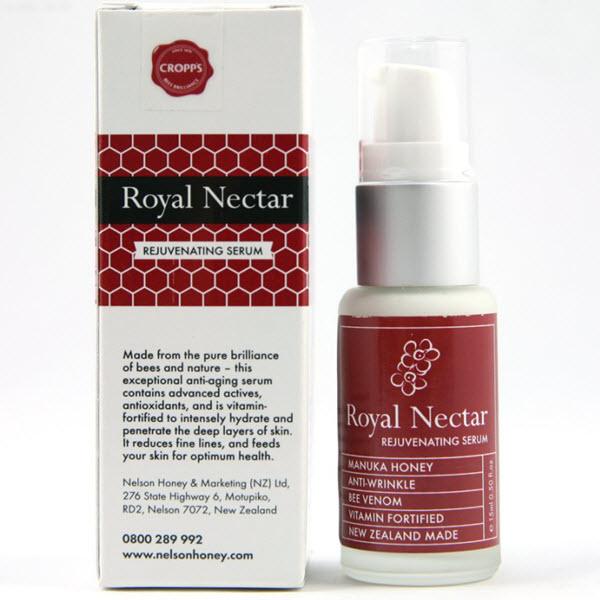 【生活薈CrownLife】Royal Nectar皇家花蜜蜂毒精華液