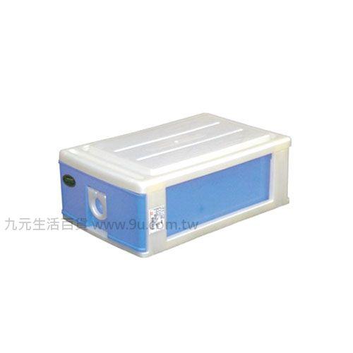 【九元生活百貨】聯府 LA301 小連環一層櫃 置物 收納