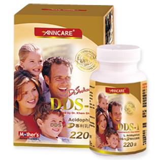 康富DDS-1專利乳酸菌220億 56g/罐