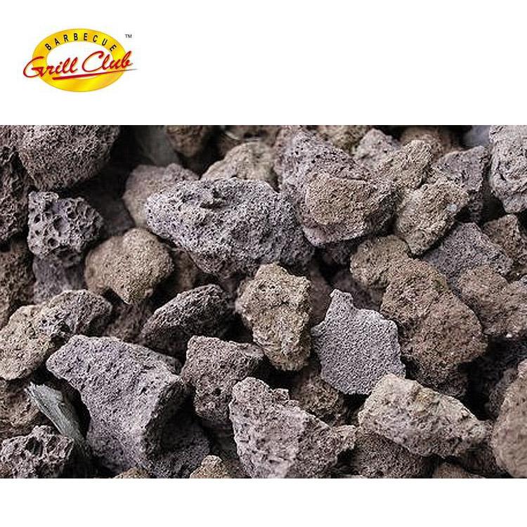 谷威 Grill Club 火山石 P-200 (2kg) / 城市綠洲 (BBQ、烤肉、燒烤、導熱、耐用)